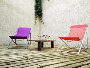 Location maison meublée avec terrasse à Nevers