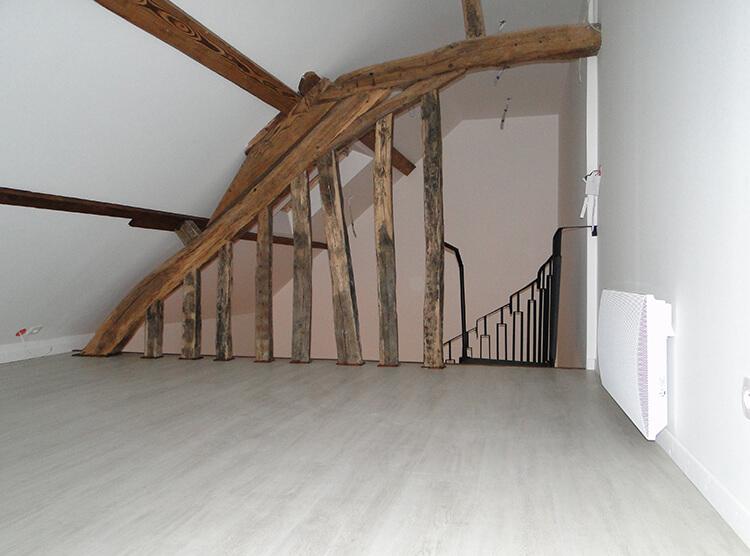 Location maison meublée à Nevers